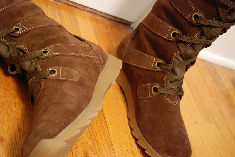 Planet Shoes Boots